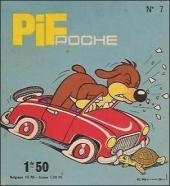 Pif Poche -7- Pif Poche n°7