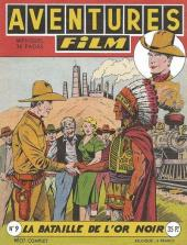 Aventures Film (1re série - Artima) -9- La bataille de l'or noir