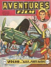 Aventures Film (1re série - Artima) -11- Allo... porte-avions