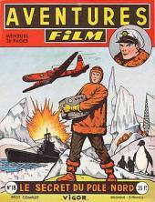 Aventures Film (1re série - Artima) -18- Le secret du pôle nord