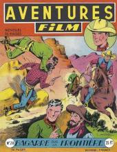 Aventures Film (1re série - Artima) -28- Bagarre sur la frontière