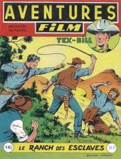 Aventures Film (1re série - Artima) -41- Le ranch des esclaves
