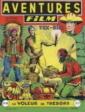 Aventures Film (1re série - Artima) -48- Le voleur de trésors