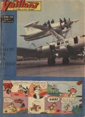 Vaillant (le journal le plus captivant) -837- Vaillant