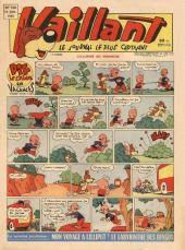 Vaillant (le journal le plus captivant) -530- Vaillant