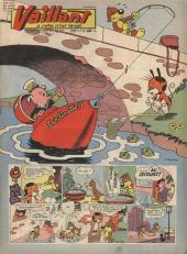 Vaillant (le journal le plus captivant) -736- Vaillant