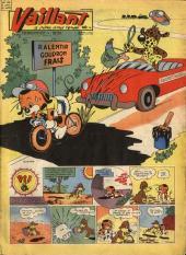 Vaillant (le journal le plus captivant) -738- Vaillant