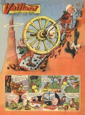Vaillant (le journal le plus captivant) -749- Vaillant