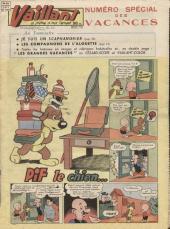 Vaillant (le journal le plus captivant) -632- Vaillant