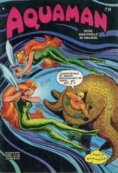 Aquaman (Pop magazine) -4- Le piège des nymphes