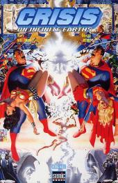 Crisis on infinite earths -1- Crisis on infinite earths Tome 1