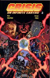Crisis on infinite earths -2- Crisis on infinite earths Tome 2