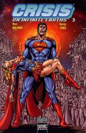 Crisis on infinite earths -3- Crisis on infinite earths Tome 3