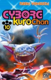 Cyborg Kurochan -10- Tome 10