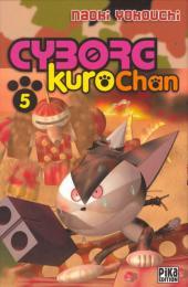 Cyborg Kurochan -5- Tome 5