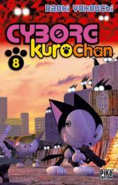 Cyborg Kurochan -8- Tome 8