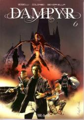 Dampyr -6- Des ténèbres - Élixir du diable