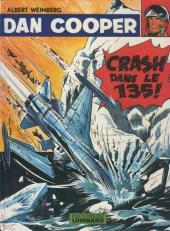 Dan Cooper (Les aventures de) -22- Crash dans le 135 !