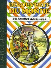 La découverte du monde en bandes dessinées -INT6- Du cœur de l'Afrique aux sources du Nil