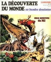 La découverte du monde en bandes dessinées -18- Aux sources du Nil
