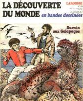La découverte du monde en bandes dessinées -20- Darwin aux Galapagos