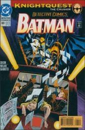 Detective Comics (1937) -669- Town tamer
