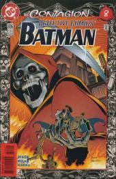 Detective Comics (1937) -696- Contagion part 8 : babylon falls