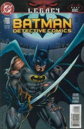 Detective Comics (1937) -700- Legacy part 1 : progeny of the demon