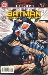 Detective Comics (1937) -701- Legacy part 6 : Gotham's scourge