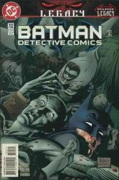 Detective Comics (1937) -702- Legacy epilogue : second chances
