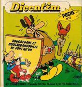 Dicentim Poche -2- Bougredane et Bougredandouille ne font qu'un