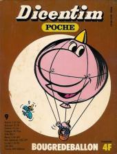 Dicentim Poche -9- Bougredeballon