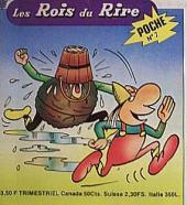 Les rois du rire -7- Dicentim Les rois du rire n°7