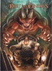 Le dieu des Cendres -1- Luchtigern