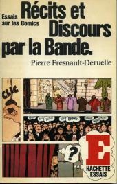 (DOC) Études et essais divers - Récits et Discours par la Bande - Essais sur les Comics