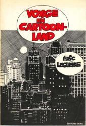 (DOC) Études et essais divers - Voyage en Cartoon-land
