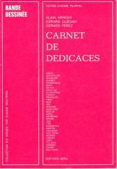 (DOC) Études et essais divers -2- Carnet de dédicaces