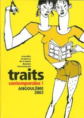 (DOC) Études et essais divers - Traits contemporains ! Nouvelles tendances de la bande dessinée internationale