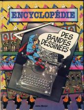 (DOC) Encyclopédies diverses -51978- Encyclopédie des bandes dessinées