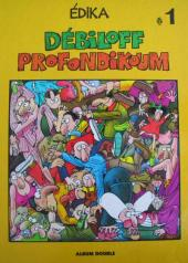 Édika -INTFL1- Débiloff profondikoum / Homo-sapiens conarduss