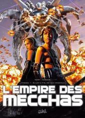L'empire des Mecchas -1- Elijah L-yys, roi des immortels