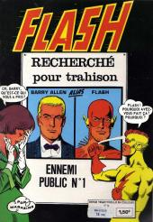 Flash (Arédit - Pop Magazine/Cosmos/Flash) -14- Traître à l'univers