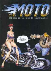 Fluide Glacial (Hors série) - La moto