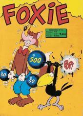 Foxie -174- Trimestriel n°174