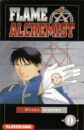 FullMetal Alchemist -0- Flame Alchemist