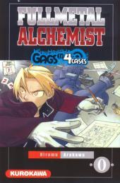 FullMetal Alchemist -0- Gags en 4 cases