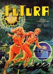 Futura (1e Série - LUG) -2- Jaleb le Télépathe : Police secrète