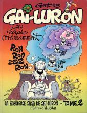 Gai-Luron -2- Gai-Luron en écrase méchamment