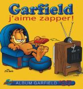 Garfield (Presses Aventure - Carrés) -37- J'aime zapper