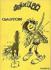 Gaston (Hors-série) -Pir- Salon de la B.D.